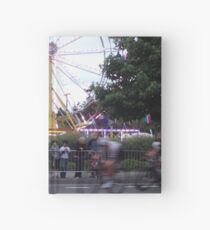 Cycling Race Hardcover Journal