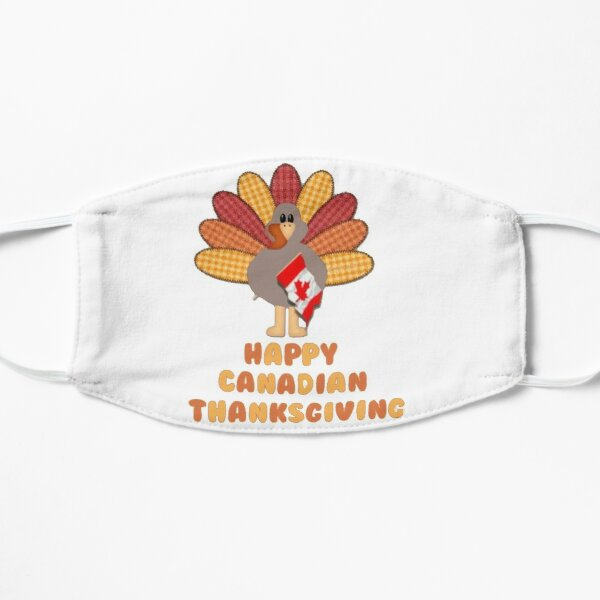 Canadian Thanksgiving Face Masks | Redbubble