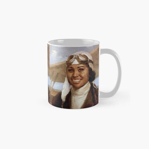 Bessie Coleman, Black Female Pilot Classic Mug