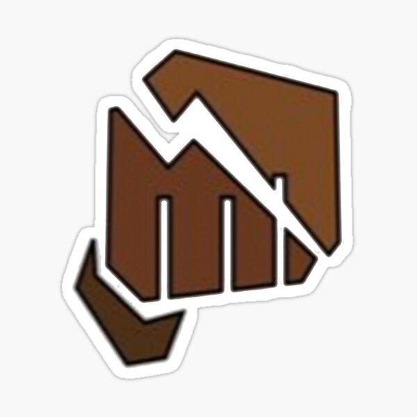 Construction Glyph Sticker