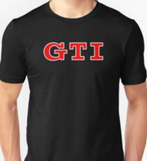 VW GTI Logo T-Shirt