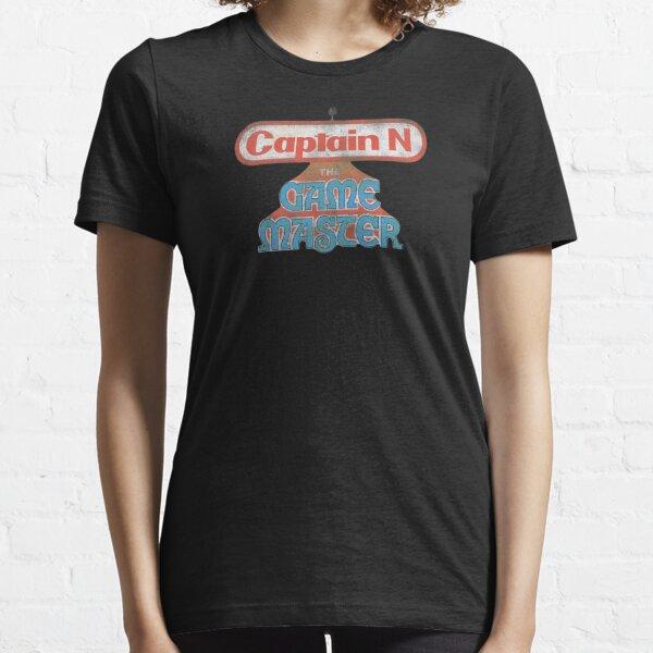 Kapitän N Der Game Master Essential T-Shirt
