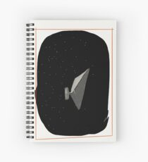 Calling All Destroyers (vertical)  Spiral Notebook