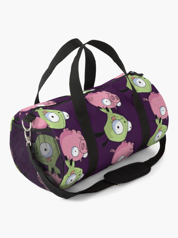 Alternate view of Gir Riding Pig  Duffle Bag