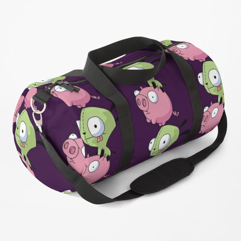 Gir Riding Pig  Duffle Bag