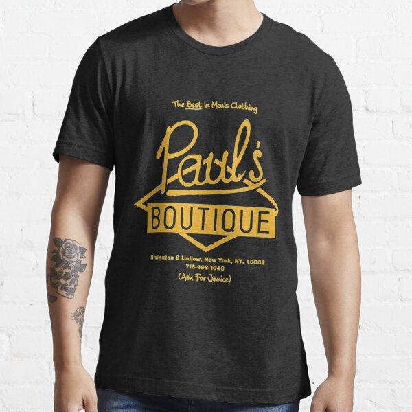 Paul'sx Boutique Le meilleur des vêtements pour hommes. T-shirt à logo diamant (or) T-shirt essentiel
