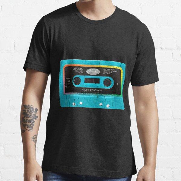 T-shirt cassette beastie boys paul's boutique T-shirt essentiel