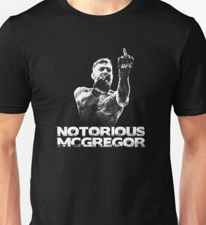 Notorious McGregor Unisex T-Shirt