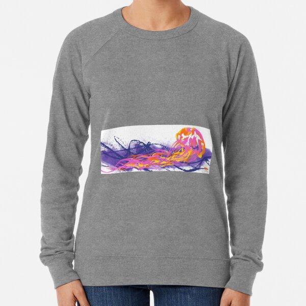 Jellyfish Summer Lightweight Sweatshirt