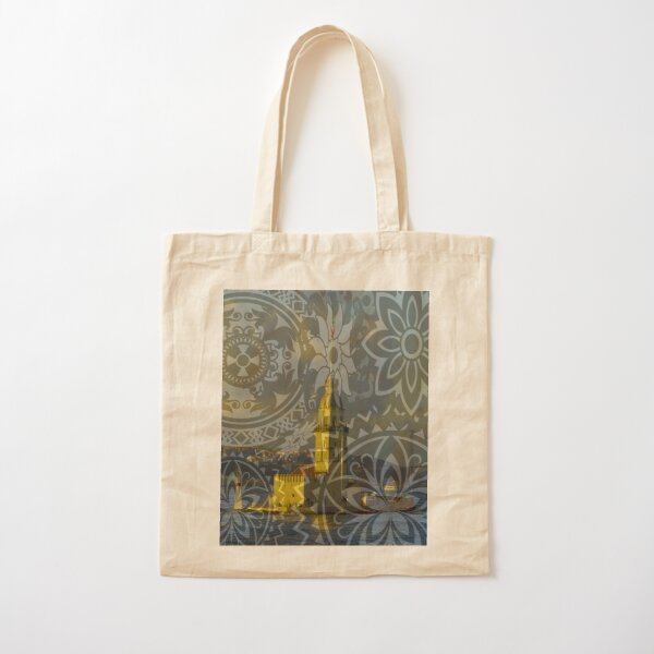 Istanbul Cotton Tote Bag