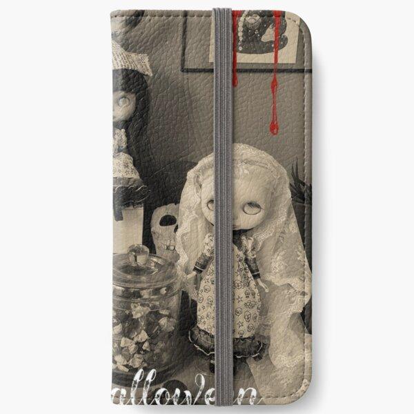 Happy Halloween  iPhone Wallet