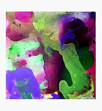 Abstract 30 Photographic Print