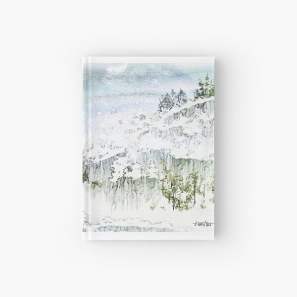 The Lone Wolf Hardcover Journal