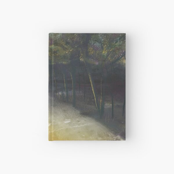 Country road take me home... Hardcover Journal