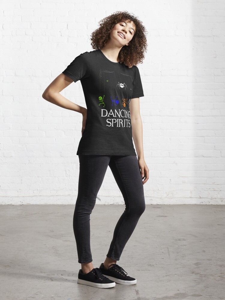 Alternate view of Dancing Spirits Essential T-Shirt