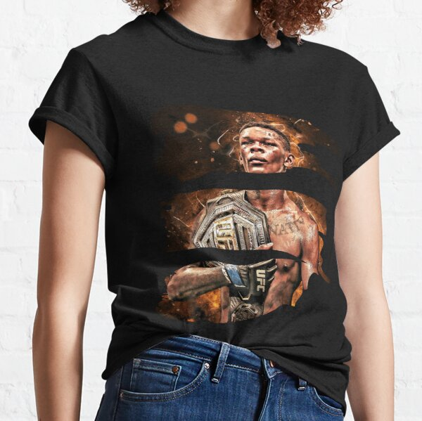 Israel adesanya Camiseta clásica