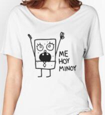 Spongebob: Doodlebob Women's Relaxed Fit T-Shirt