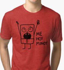 Spongebob: Doodlebob Tri-blend T-Shirt