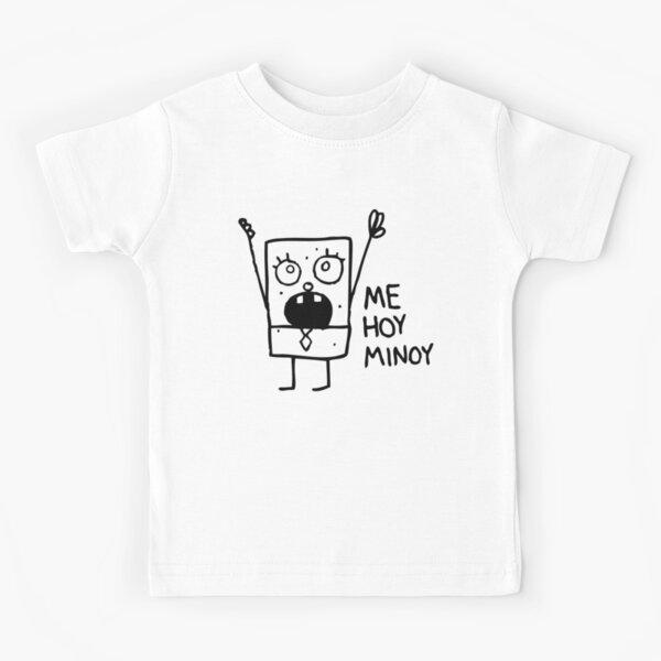 [ORIGINAL] Bob Esponja: Doodlebob Camiseta para niños