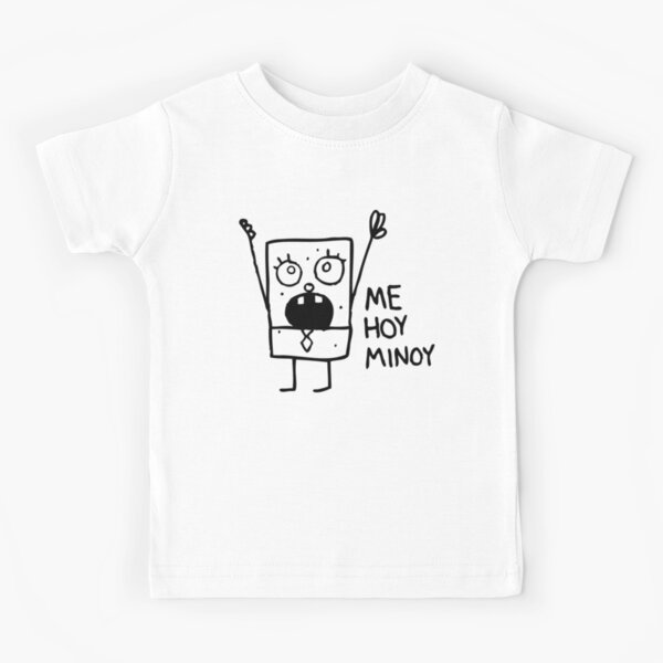 [ORIGINAL] Spongebob: Doodlebob Kids T-Shirt