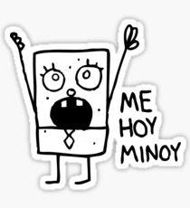 Spongebob: Doodlebob Sticker