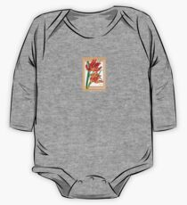 Birthday Wishes - Parrot Tulips Kids Clothes