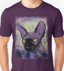 Sphynx Painting T-Shirt