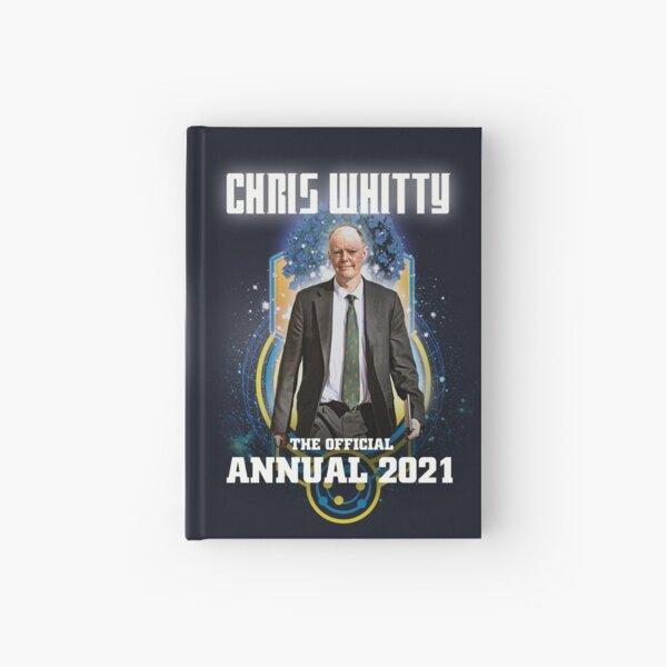 Chris Whitty jährlich Notizbuch