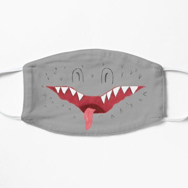 Dino mouth Flat Mask
