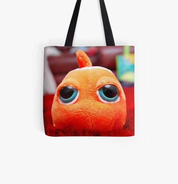 Closeup of Clown Fish All Over Print Tote Bag