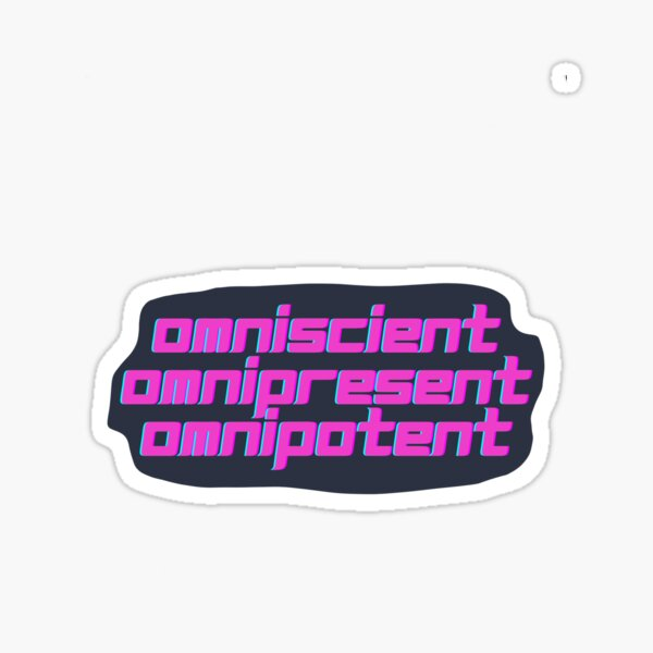 Omni Sticker