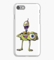 Icons Unmasked - Monsters Inc/ Lilo and Stitch iPhone Case/Skin