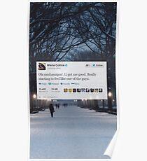 Misha Tweet  Poster