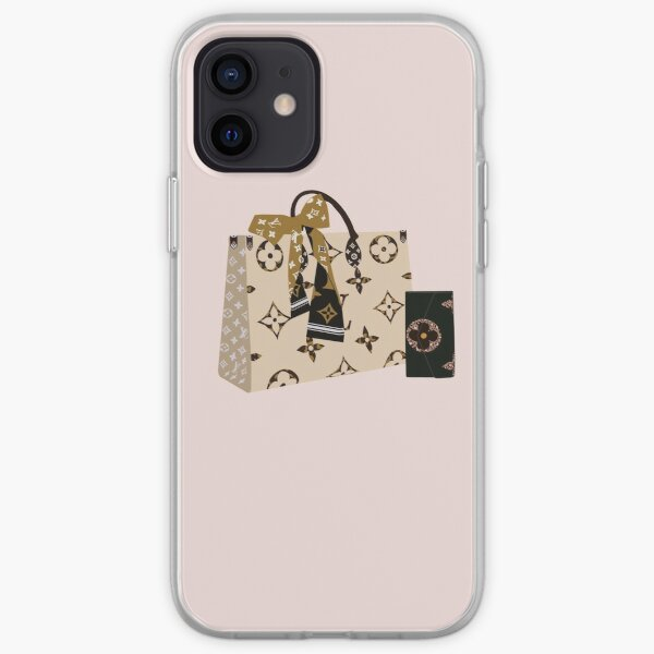 Louis V Purse iPhone Soft Case