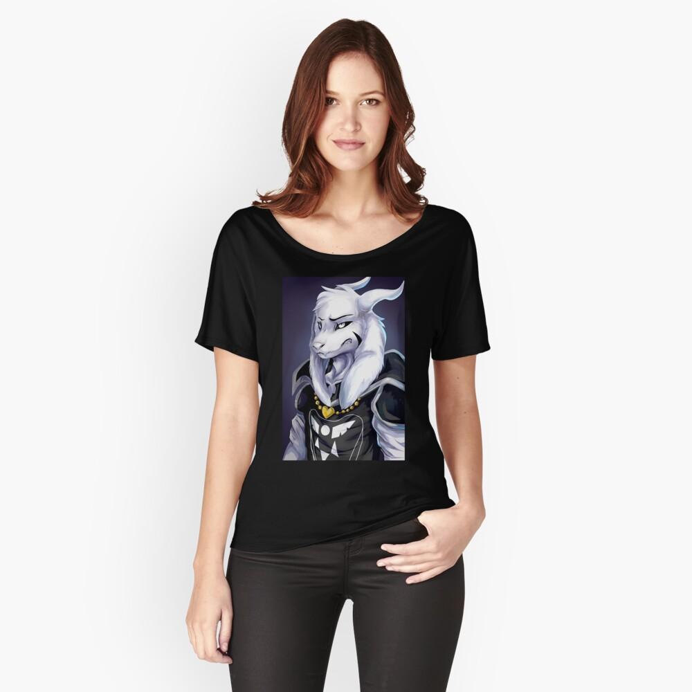 Undertale - Asriel Dreemurr Loose Fit T-Shirt