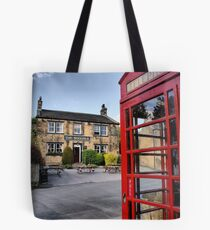 The Woolpack ~ Emmerdale Farm Country Tote Bag