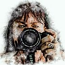 Art of the Selfie by Janice O'Connor