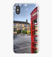 The Woolpack ~ Emmerdale Farm Country iPhone Case/Skin