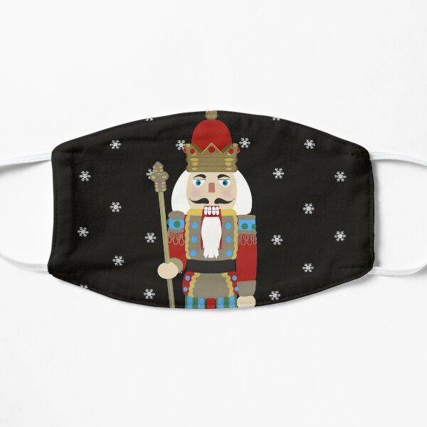 i Want a nutcracker for Christmas  Flat Mask