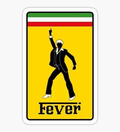 Feverrari Sticker
