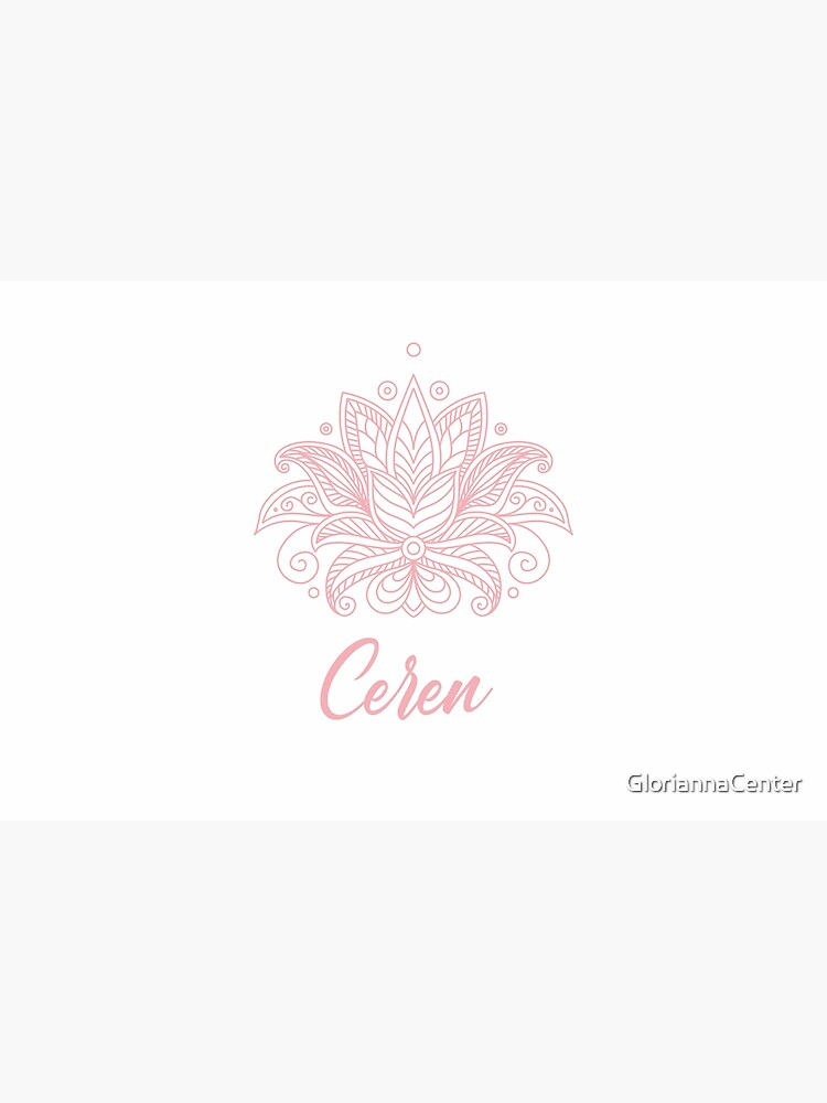 Ceren by GloriannaCenter