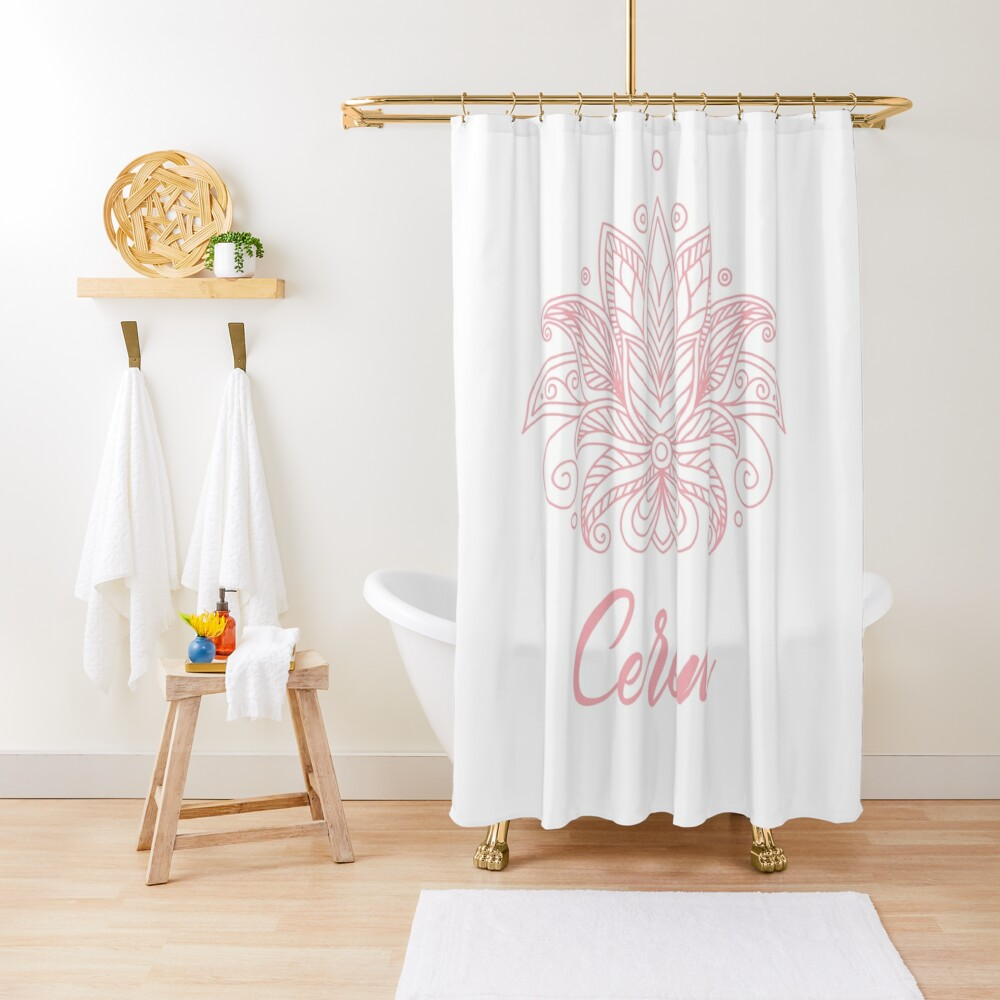 Ceren Shower Curtain