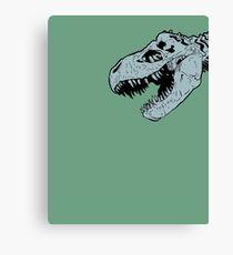 T-rex Canvas Print