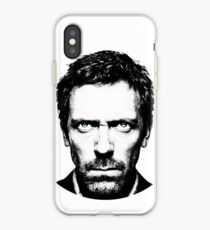 Dr House iPhone Case