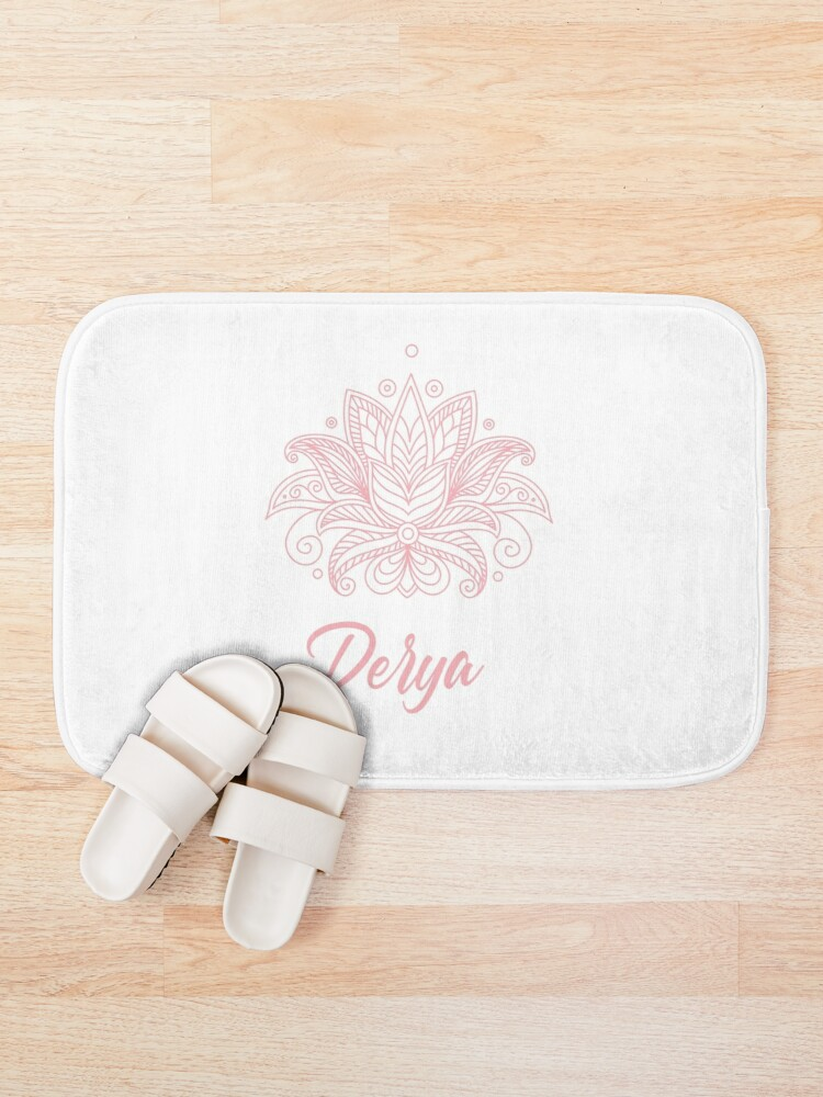 Alternate view of Derya Bath Mat