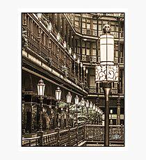 Penny Arcade Photographic Print