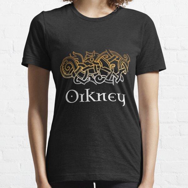 Orkney Isles | Scotland | Pictish Celtic Viking Design Essential T-Shirt