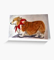 Dashing Through The Snow, Surely You Jest Greeting Card