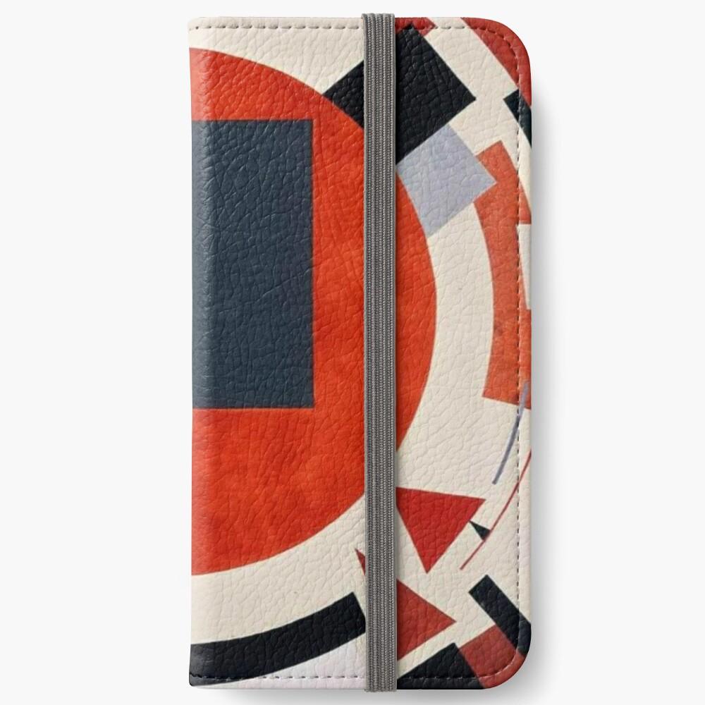 Lissitzky's Proun, wallet,1000x,iphone_6s_wallet-pad,1000x1000,f8f8f8