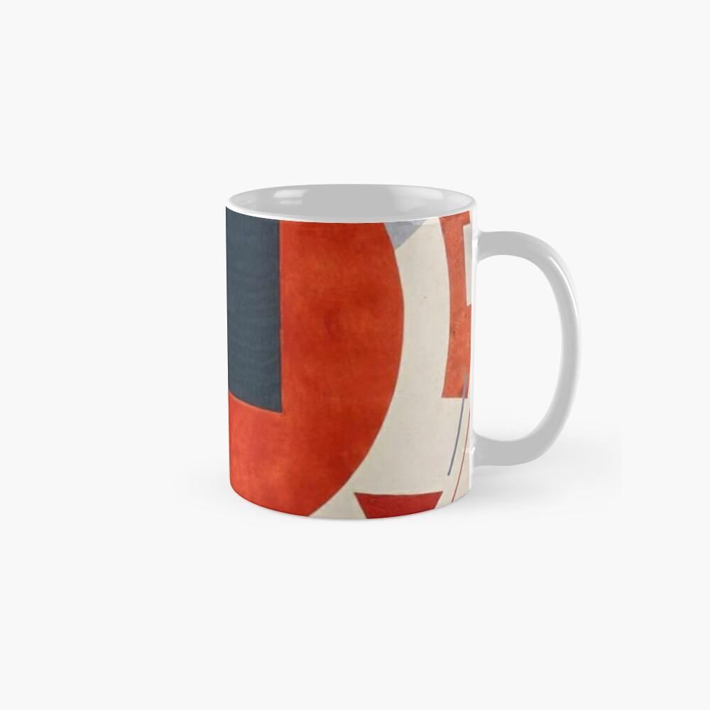 Lissitzky's Proun, mug,standard,x1000,right-pad,1000x1000,f8f8f8